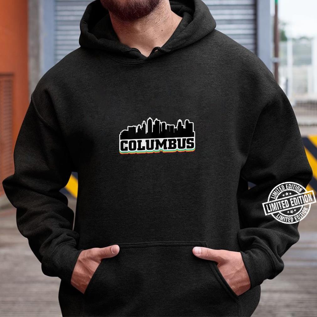 Columbus Ohio OH City Souvenir Shirt hoodie
