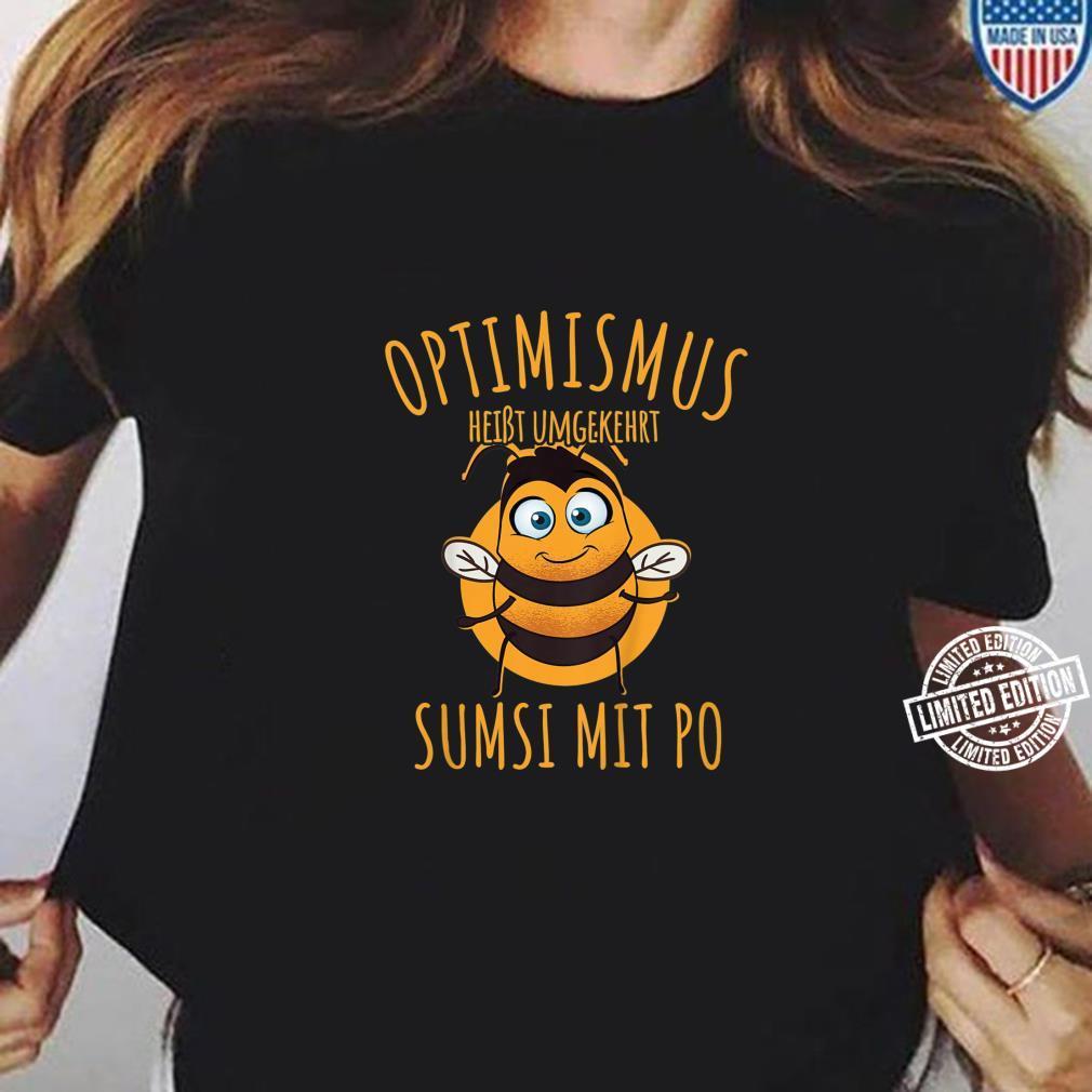 Umgekehrt optimismus po heißt sumsi mit Optimismus heißt